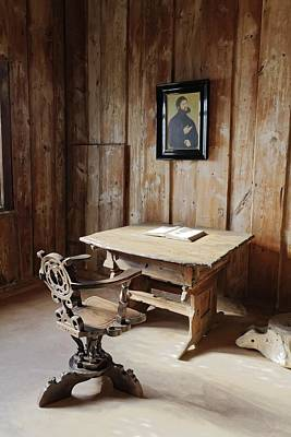 Bible Photograph - Lutherstube At Wartburg Castle by Alfred Pasieka