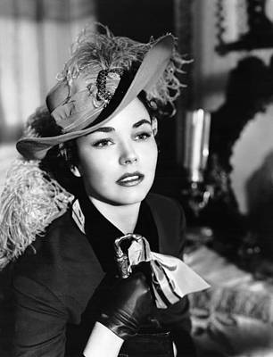 Madame Bovary, Jennifer Jones, 1949 Print by Everett