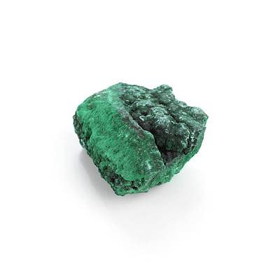 Semi-precious Photograph - Malachite by Science Photo Library
