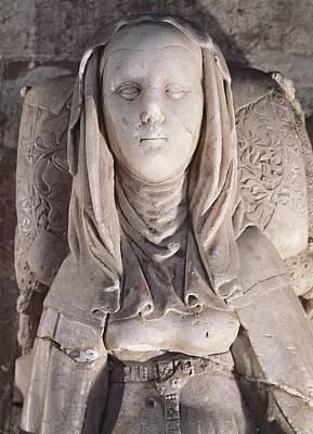Maria De Molina 1265-1321. Queen Print by Everett