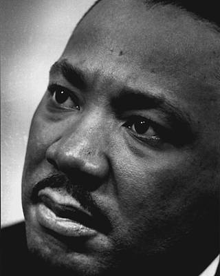 Tennessee Photograph - Martin Luther King by Retro Images Archive
