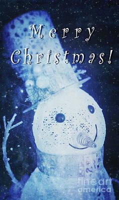 Art Mobile Photograph - Merry Christmas by Elena Nosyreva