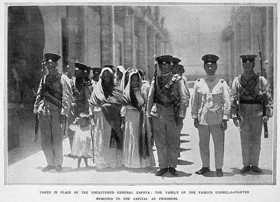 Mexican Revolution, 1913 Print by Granger