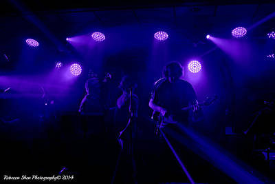 Pearl Jam Photograph - Milwaukee - Papa's Social Pub by Rebecca Shea Photography Kalmanson