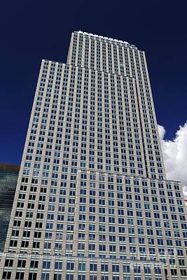 Que Photograph - Montreal Skyscraper by Jason O Watson