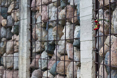 Faces And Places Photograph - Monument To Victims Of Soviet-era by Panoramic Images