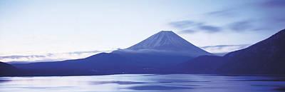 Fuji Photograph - Mount Fuji Japan by Panoramic Images