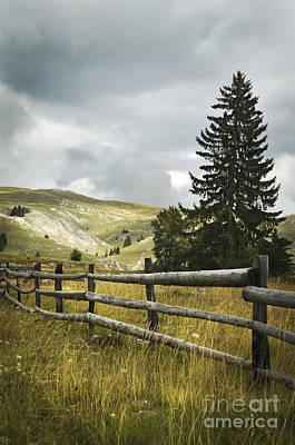 Mountain Landscape Print by Jelena Jovanovic