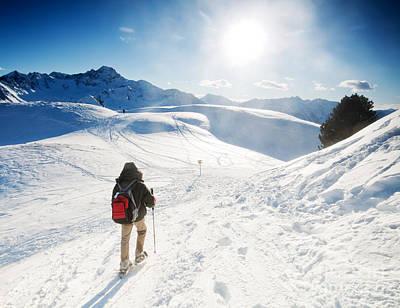 Nature Photograph - Mountain Trekking by Michal Bednarek
