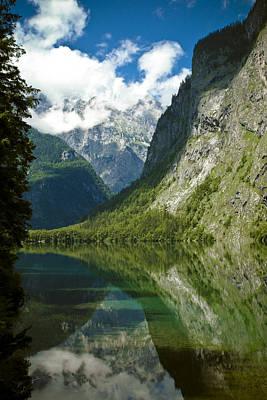 Photograph - Mountainscape by Frank Tschakert
