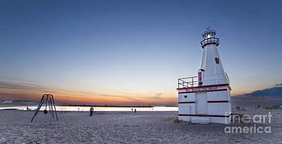 New Buffalo Beach Print by Twenty Two North Photography