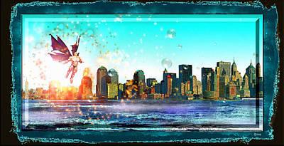 New York City Original by Daniel Janda