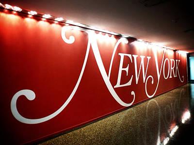 City Photograph - New York Magazine by Natasha Marco