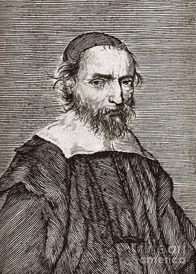 Observer Photograph - Nicolas Fabri De Peiresc, Astronomer by Middle Temple Library