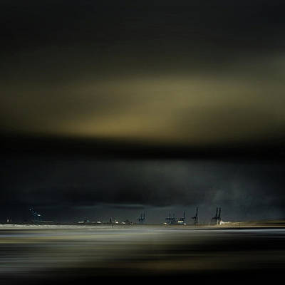 Northern Wind Print by Piet Flour
