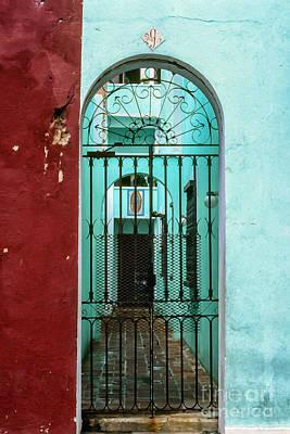 Old San Juan Puerto Rico Print by Thomas R Fletcher