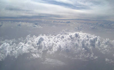 Infinite Photograph - On The Clouds  by Gina Dsgn
