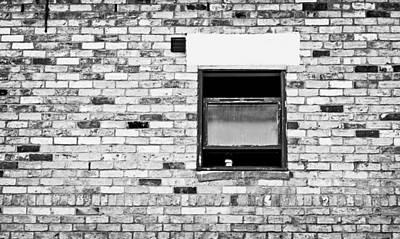 Open Window Print by Tom Gowanlock