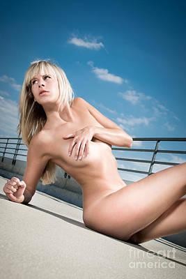 Sex Photograph - Outdoor Nude by Jochen Schoenfeld