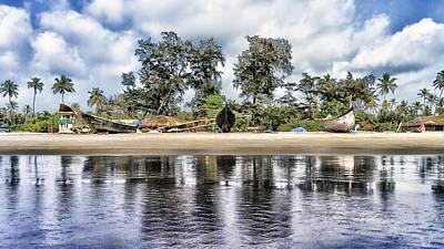 Water Vessels Photograph - Paradise by Stelios Kleanthous
