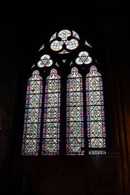 Glasses Photograph - Paris France - Notre Dame De Paris - 01133 by DC Photographer