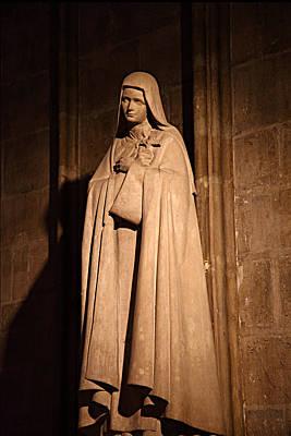 Cathedral Photograph - Paris France - Notre Dame De Paris - 01139 by DC Photographer