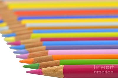 Craft Photograph - Pencils by George Atsametakis