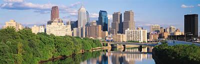 Philadelphia Pa Photograph - Philadelphia Pa by Panoramic Images
