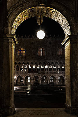 Piazza San Marco Photograph - Piazza San Marco by Marion Galt