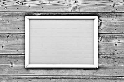 Advertise Photograph - Picture Frame by Tom Gowanlock