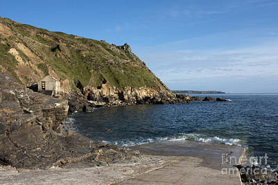 Lands End Photograph - Priest's Cove Cape Cornwall by Terri Waters