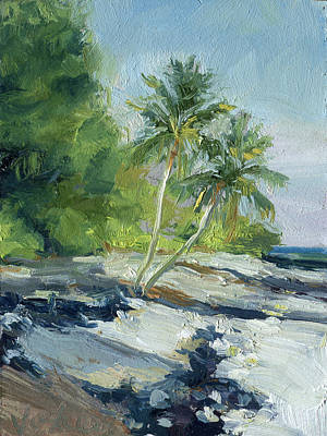 Haleiwa Painting - Puako by Stacy Vosberg