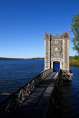 Pumping Tower, Vartry Reservoir Print by Panoramic Images