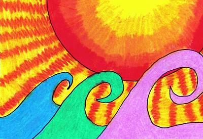 Radiance Print by Geree McDermott