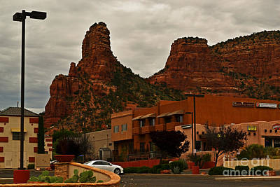 Red Rock Country, Sedona Print by Beverly Guilliams