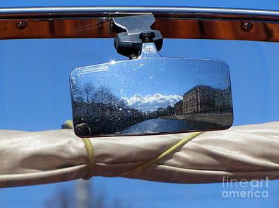 Reflect Print by Yury Bashkin