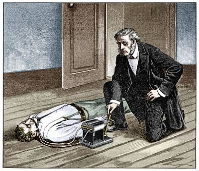 Resuscitation Apparatus Print by Science Photo Library