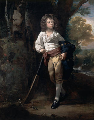 John Singleton Copley Painting - Richard Heber by John Singleton Copley