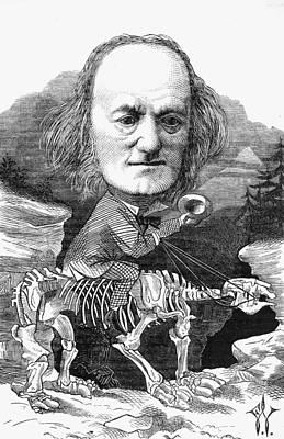 Richard Owen (1804-1892) Print by Granger