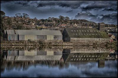 River In Waterford Original by Jacek Niewiadomski