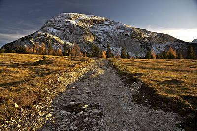 Road To Nowhere Print by Gabriele Ciulli