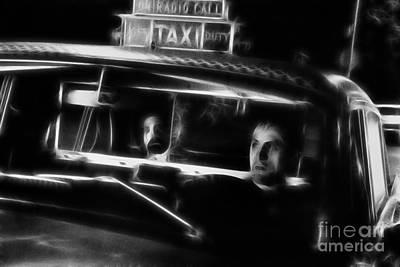 Richard S. Castellano Photograph - Robert De Niro by Doc Braham