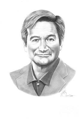 Robin Williams Original by Murphy Elliott