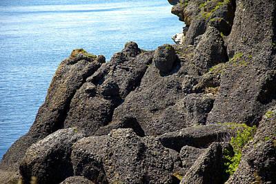Rocky Crag Original by Graham Foulkes