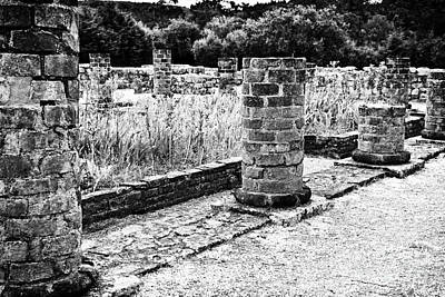 Roman Ruins Photograph - Roman Villa by Jose Elias - Sofia Pereira