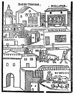 Romberch Memory, 1553 Print by Granger