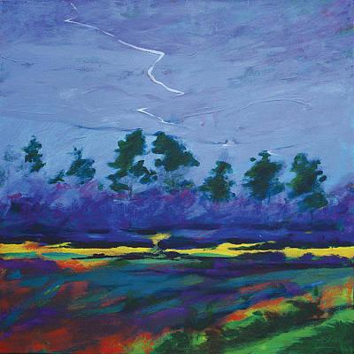 Rosedale Chimney Bank Hill Climb Print by Neil McBride