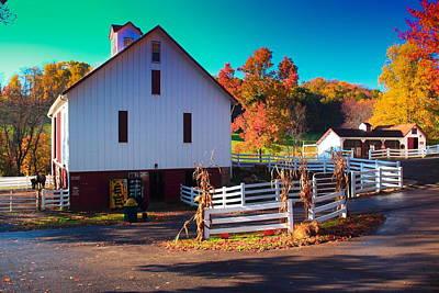 Round Hill Farm Original by Tammy  McGogney