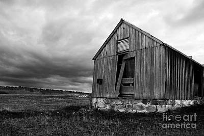 Ruins Of Abandonment Print by Jorgo Photography - Wall Art Gallery