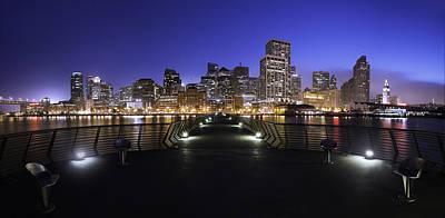 Photograph - San Francisco Skyline by Jerome Obille